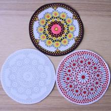 Cartes postale mandala à colorier